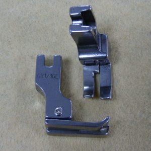 Лапка для отстрочек CR15 (1,5мм)