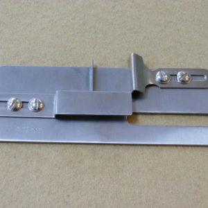 Приспособление регулируемое KHF46 для подгибки