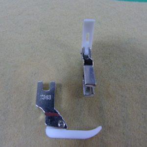 Лапка для молнии фторопластовая T363