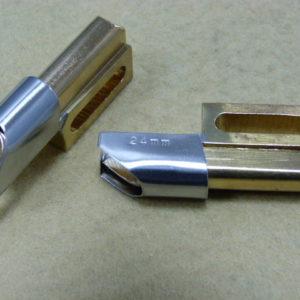 Приспособление AT18C 24мм оконтователь в два сложения для толстых материалов