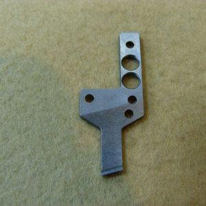 Нож обрезки неподвижный Siruba F007J UT318