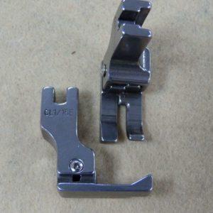 Лапка для отстрочек JZ CL 1/16 1,6мм