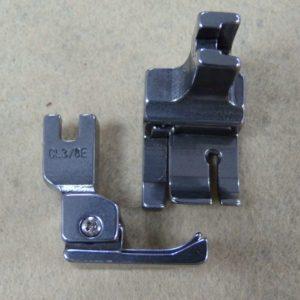 Лапка для отстрочек JZ CL 3/8 9,5мм