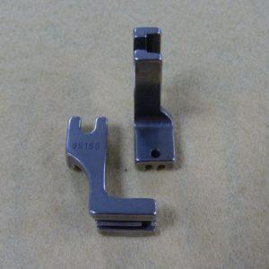 Лапка для потайной молнии JZ S518N