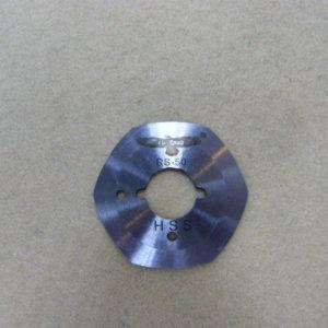 Лезвие дискового ножа WD2 W-9 HSS (d 50)