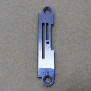 Пластина игольная JZ B1190-522-SOO 1/8″