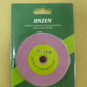 Камень заточной для ленточных машин JZ (65х13,2х8) (розовый)