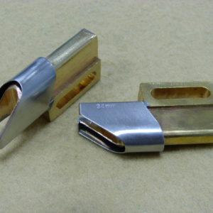Приспособление JZ AT18C 34мм оконтователь в два сложения для толстых материалов