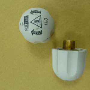 Silter Предохранительный клапан с крышкой (низкий) 3/8″ SY EV 38