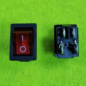 Кнопка для серводвигателя