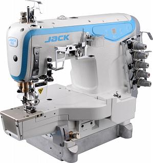 Трикотажная машина Jack K5-D-01GB (6,4мм)(Голова)