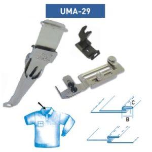 Приспособление для обработки горловины UMA29 25/11мм