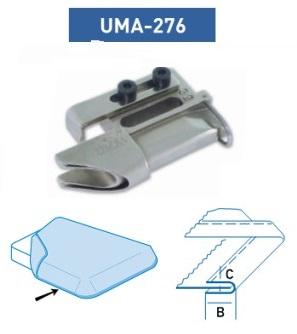Приспособление одинарной подгибки UMA276 40/20
