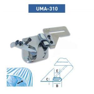 Приспособление податчик-натяжитель резинки UMA-310 10-12мм