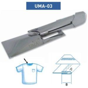 Приспособление UMA — 03 (15 — 7,5мм)