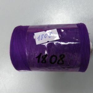 1808 Нитки 45 ЛЛ фиолетовый «Санкт-Петербург» 2500м