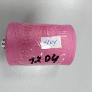 1204 Нитки 45 ЛЛ розовый «Санкт-Петербург» 2500м