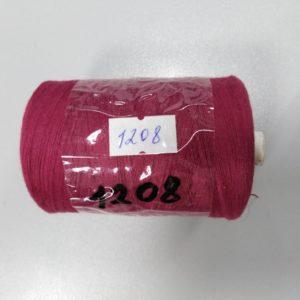 1208 Нитки 45 ЛЛ темно-розовый «Санкт-Петербург» 2500м