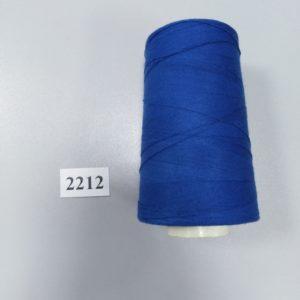 2212 Нитки 70 ЛЛ синий «Санкт-Петербург» 2500м