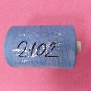 2102 Нитки 35 ЛЛ голубой «Санкт-Петербург» 2500м