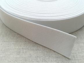 Резинка белая 0020 (1рул.-25м)