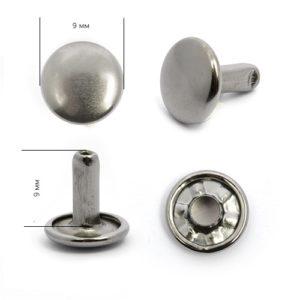 Хольнитен №9*9 никель (уп.2000шт)