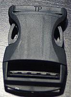 Защелка-трезубец шир.40 мм черный