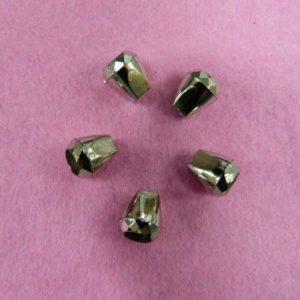 Концевик №352 колокольчик (500 шт/упак) под металл никель