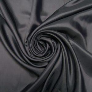Ткань подкладочная 190Т, 100%ПЭ, 1327 серый (рул-100м)