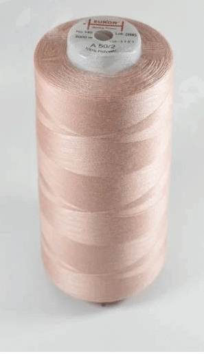 Нитки «Еврон» А 50/2 №140 5000м (1101)