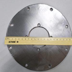 Silter Термопрокладка графитовая внешний d210 мм, внутренний d65 мм SY KGR 2005E