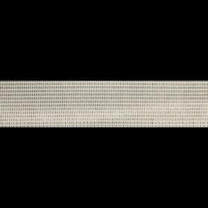 Тесьма окантовочная 22мм белая (1рул-100м)
