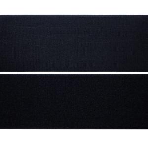Лента контактная пришив. 100 мм 25м (1325/1140 черный) КОМПЛЕКТ