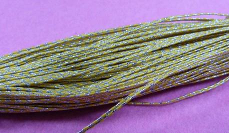 Шнур  «сутаж» арт. 883 № 13 желтый