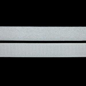 Лента контактная пришив. 25 мм 25м (1301 белый), КОМПЛЕКТ