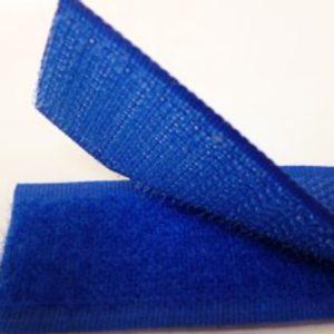 Лента контактная пришив. 50 мм 25м, Комплект, 227-синий