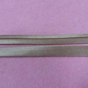 Косая бейка 15 мм № 233-ДС (пыльная роза) 132м