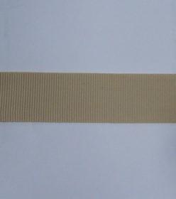 Лента репсовая 25мм (50м/рул) светлый беж №154