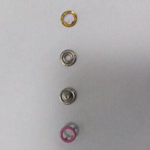 Кнопка рубашечная «Strong» 9,5мм малина (уп.1440)