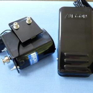 Электропривод  для бытового оверлока 150 Вт (Д)
