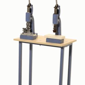 Пресс D-3 двухоперационный со столом №28 , ручной