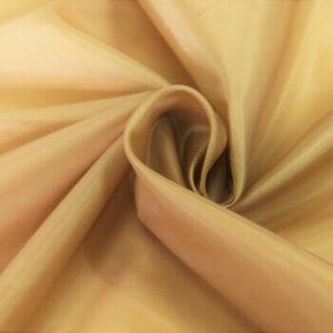 Ткань подкладочная 190Т, 100%ПЭ, 1369 песочный (рул-100м)