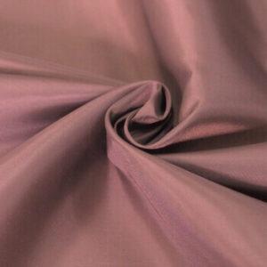 Ткань подкладочная 190Т, 100%ПЭ, 1393 коричневый (рул-100м)