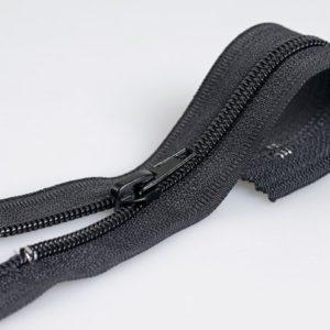 Молния обувная №7 20см черный