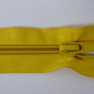 Молния спираль №5 45см лимон
