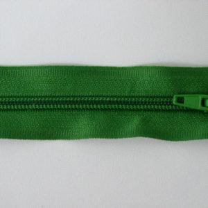 Молния спираль №5 55см зелень