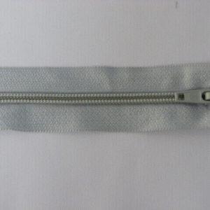 Молния спираль №5 70 см, «S», 314-светло-серый