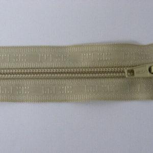Молния спираль №5 75 см, «S», 307-бежевый