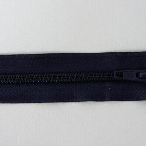 Молния спираль №5 65см ДС №153 темно-синий