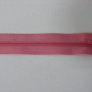 Молния спираль №3 50см ДС-224 розовый